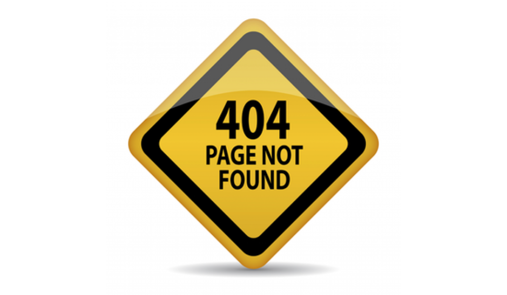 errores 404 wordpress